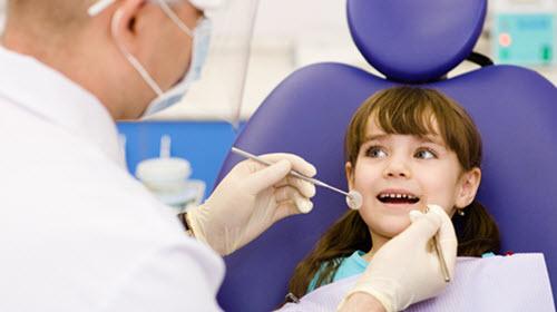 Child Dental Issue Check