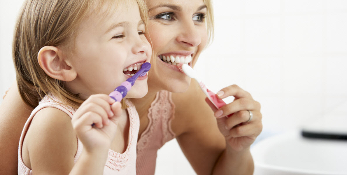 Child Oral Care Routine