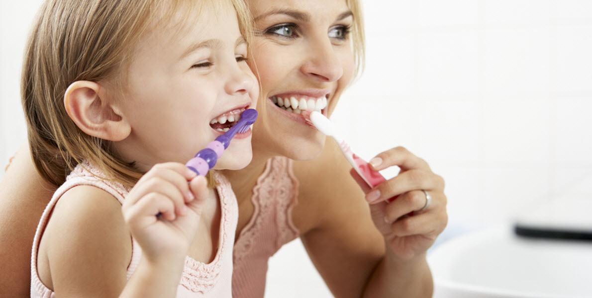 Kid Dental Habits
