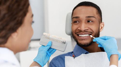 Professional Teeth Whitening Procedure