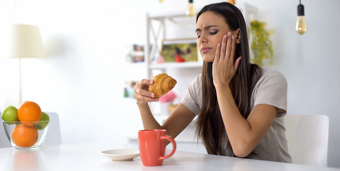 Pain While Eating